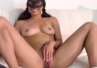 ultra-cutie plays with plaything