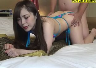 Balss blowing asian mov