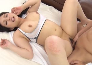 asian fitness dame uncencered hd
