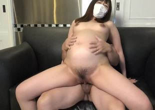 Asian 6 month knocked up wifey cuckold..