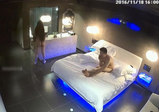 Spycam in personal room catches..