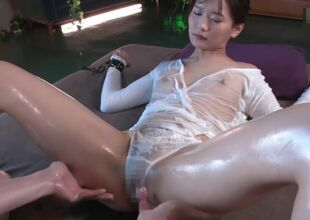 Splendid xxx couple BDSM get a bang in..