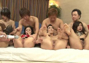 Orgy grown-up japanese (2)