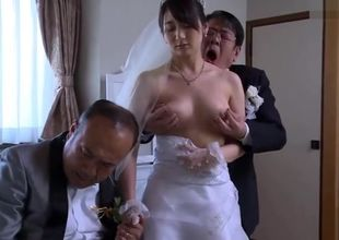 Asian Wifey Get Unclothed Clothes By..